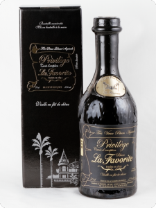 Rhum La Favorite - Privilege